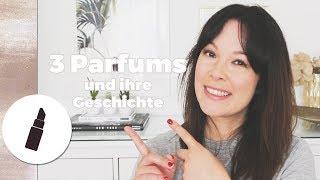 3 PARFUMS und ihre GESCHICHTE I MY MONDAY by Nela Lee
