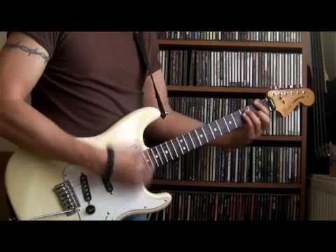 Locomondo - Μαγικό χαλί (guitar Cover By Vangelis Vergos)