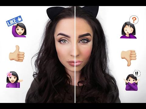 Как не надо делать макияж