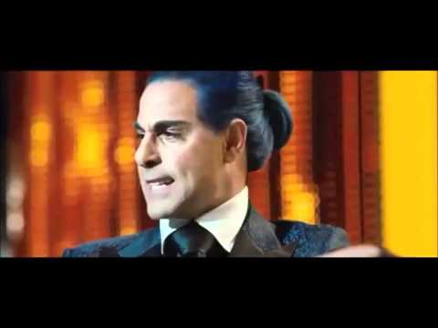 The Hunger Games - Ceaser Flickerman and Peeta Mellark Interview