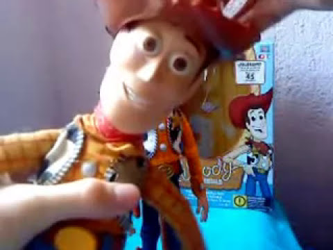 Toy Story Collection Sheriff Woody Review en español (con comparacion)