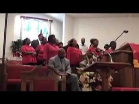 &#8220;I Don&#8217;t Mind Waiting&#8221; Christ Missionary Baptist Church Gospel Choir Delray Beach Florida