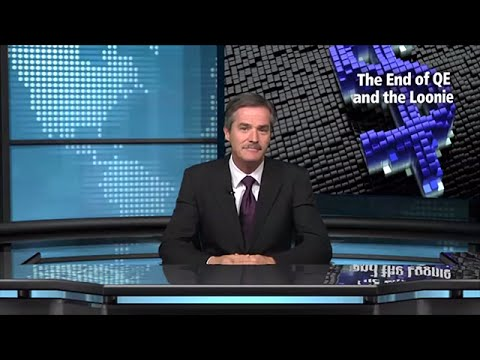 The End of QE and the Loonie - May 29, 2014