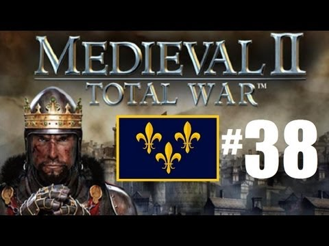 Medieval 2 Total War - France Campaign Part 38: To Venice!