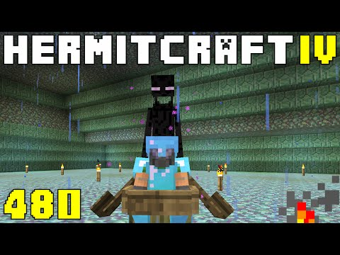 Hermitcraft IV 480 Build Bridges Not Walls