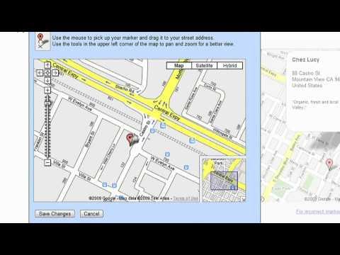 Google Places Video