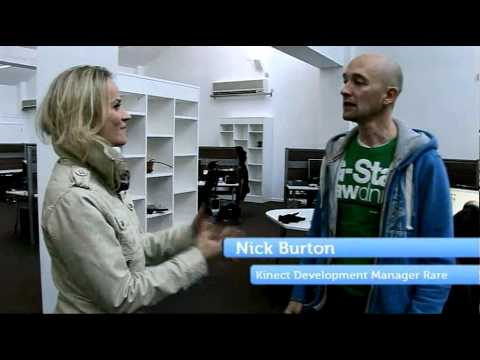 The Gadget Show: Web TV 110 - Samsung Galaxy Tab & Kinect Sports