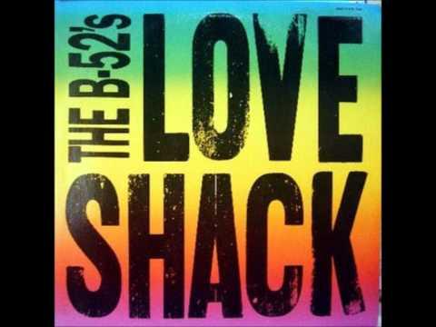 Love Shack - B-52's lyrics