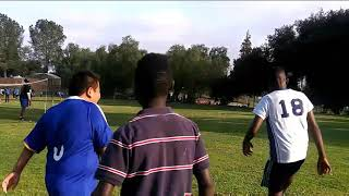 KIDS playing football(JB innocent