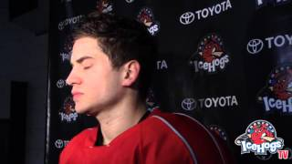 Media Day- Vince Hinostroza 1-26-16