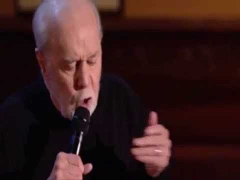 George Carlin - I like people