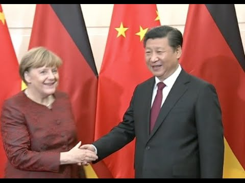 China, Germany Agree to Consolidate All  Around, Pragmatic Cooperation