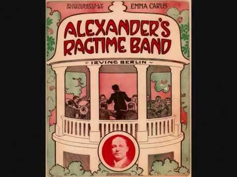Irving Berlin - Alexander