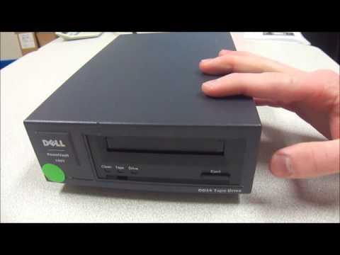 Dell Quantum STD6401LW-SST 40GB SCSI Tape Drive