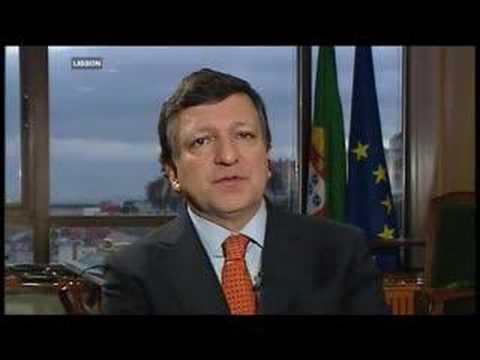 Frost Over The World - Jose Manuel Barroso - 07 Dec 07
