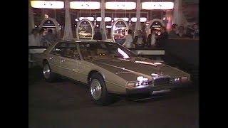 Aston Martin Lagonda | Classic Car | Drive In | 1978