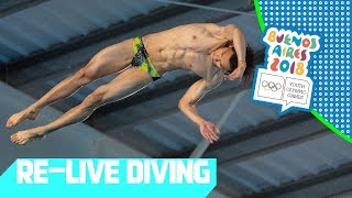 RE-LIVE | Day 10: Diving | Youth Olympic Games 2018 | Buenos Aires
