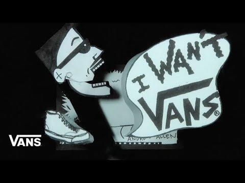 Vans Presents: Andrew Allen's Hockey Authentic HI