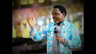 "SCOAN 18/01/18: ""SILENCE Is The Best Answer For Your Enemies"" by TB Joshua"