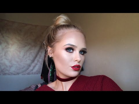 Christmas Inspired Chit Chat GRWM