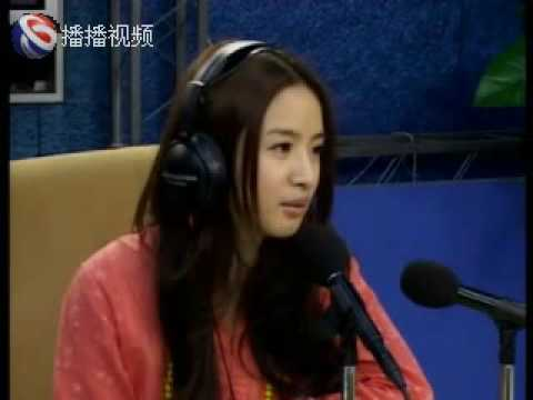 20091026 Ariel Lin: Hopes to work with Sun Honglei