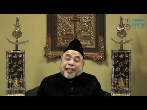 LIVE 4th #Muharram - Maulana Sadiq Hasan Majlis 2020/1442