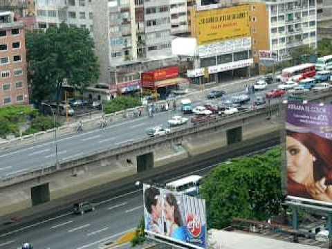 Funeral Caracas Autopista - Homenaje a Malandro