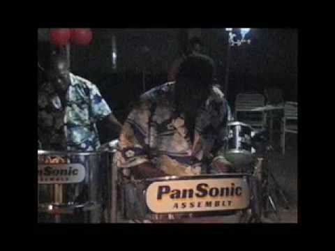 Steel Drum Band In St. Lucia Video