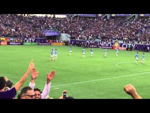 Orlando City - Kaka First Goal