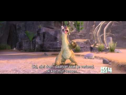 ICE AGE 4: Continental Drift - TV spot Epic Battle 30s ENG Nu versie