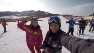 Alpensia Resort in Korea - One Day Ski Tour | Travel with KKday