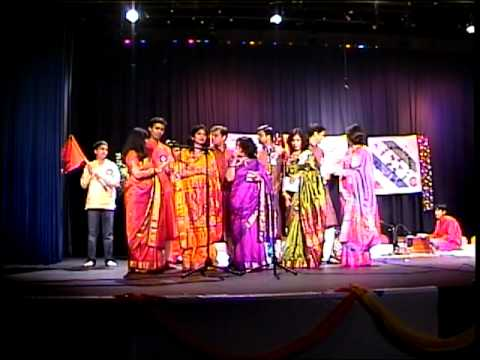 Maharashtra Geet - MMA2011 Executive Committee
