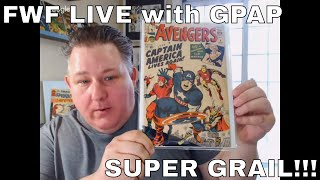 FWF LIVE With GPAP - SUPER GRAIL!