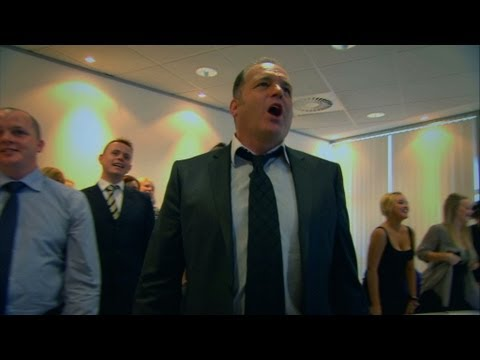 Happy People Sell - The Call Centre - Episode 1 - BBC Three