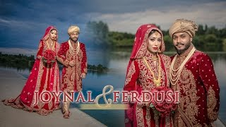 Asian Wedding Cinematography Trailer Joynal & Ferdusi