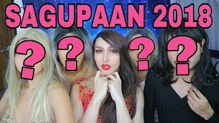 MGA BAKLANG YOUTUBERS TRIED ANSWERING MISS UNIVERSE QUESTIONS!