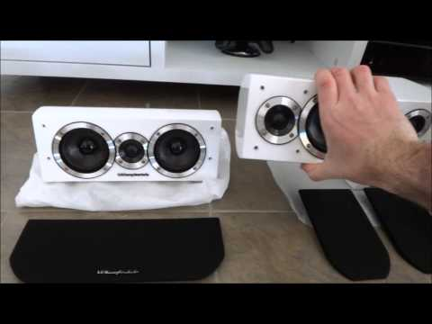Wharfedale DX-1 HCP Unboxing and review
