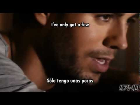 Enrique Iglesias Ft. Sammy Adams - Finally Found You Hd Video Subtitulado Espaol English Lyrics video