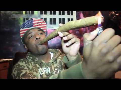 Worlds Biggest Kush Blunt! 41.8 Grams & 40 Cigars