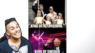 TARZAN REAGERAR PÅ SVENSKA MEMES!