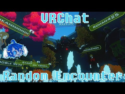 VRChat: Random Encounter #1