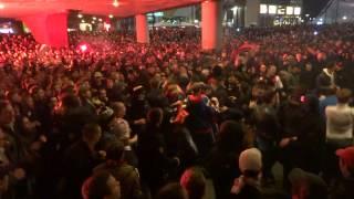 Entrada Ajax Amsterdam Part IV (Ajax - Vitesse 18-12-2014)