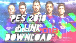 Review Game PES 2018 On Android + Link Apk +Data Obb (Offline) 2.63 MB