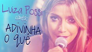 Download Lagu Luiza Possi - Adivinha O Quê (Lulu Santos) | LAB LP Gratis STAFABAND