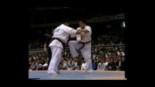 The 6th World Open Karate Tournament 1995