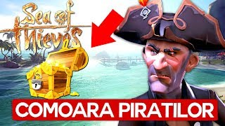 Comoara PIRATILOR descoperita! Sea of Thieves