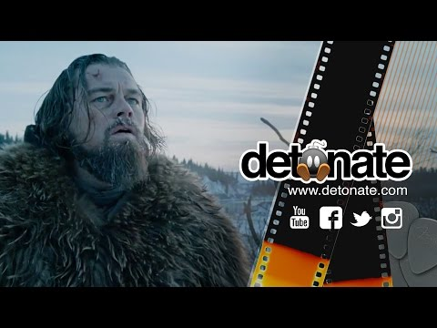 Detonate - Christmas Day Movie Releases 2015 (The Hateful Eight, The Revenant, Joy and Snowden)