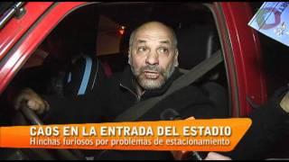Copa América Argentina 2011: Hinchas celebran el triunfo de Chile ante México