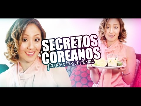 Dieta: ¡Secretos Coreanos Para Estar En Forma! - JiniChannel