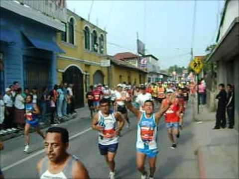 Medio Maraton COBAN 2011